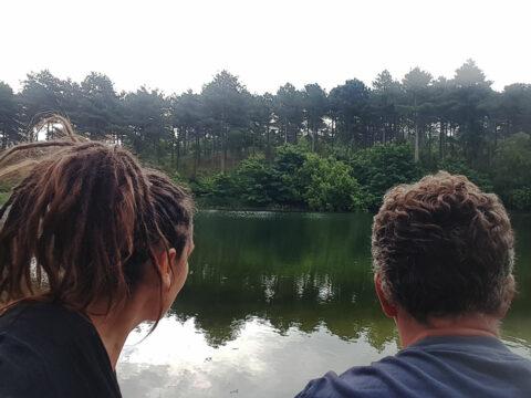 Mark & Roos Lemsom geschiedenis Camping Hakehoeve Ellemeet Renesse