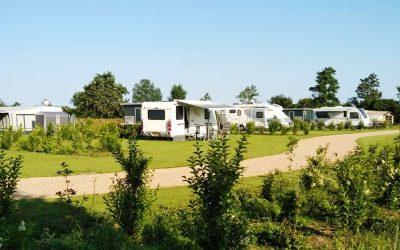 Ruime groene Camping Hakehoeve Ellemeet Renesse brede stranden Zeeland